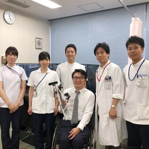 病院との連携