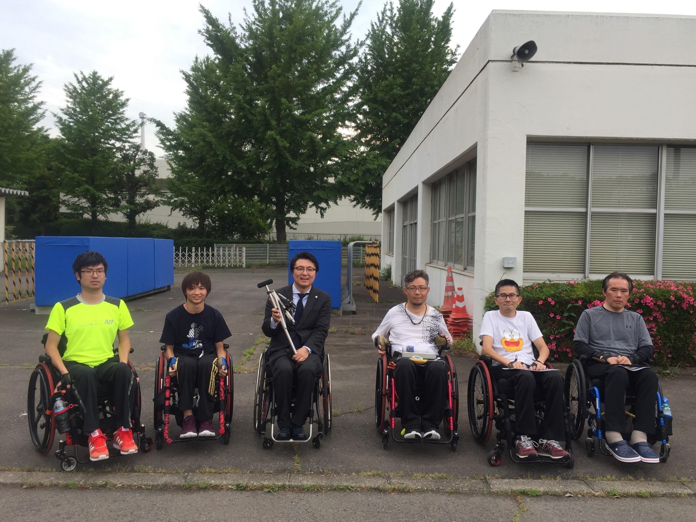 国立障害者リハビリテーションセンターで勉強会を開催しました。